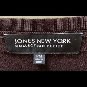 Jones New York Sweaters - Jones New York women's cardigan